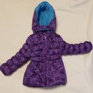 3T puffer jacket